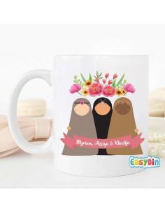 Mugs soeurs musulmanes