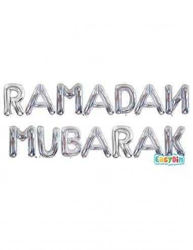 bannière ramadan mubarak