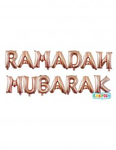 decoration ramadan mubarak guirlande