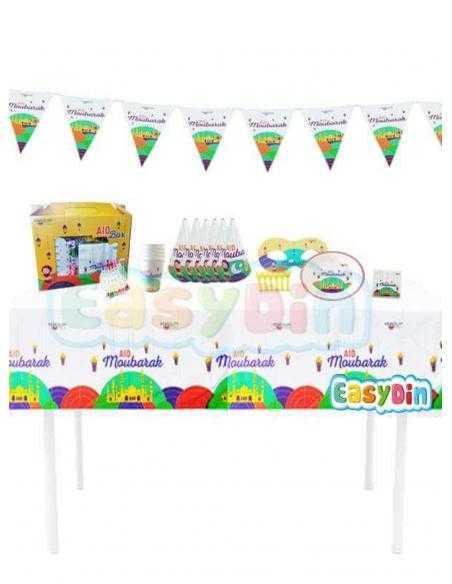 Box aid moubarak décoration de table
