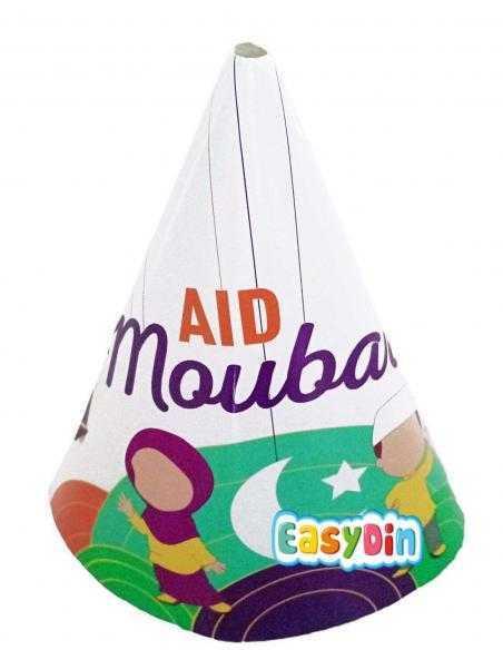 Aid moubarak chapeau fete