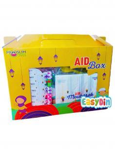 Aid box mooslim toys
