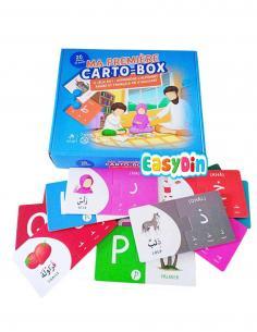 Carto-Box - Puzzle Alphabet...