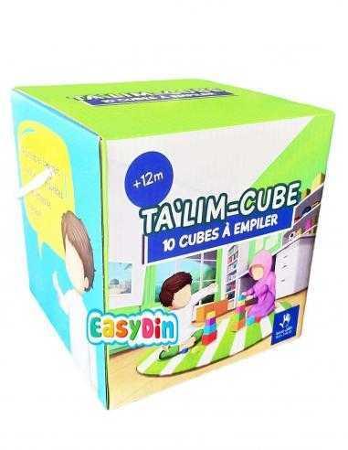 TA'LIM cube, Jeu de cubes pour apprendre l'islam