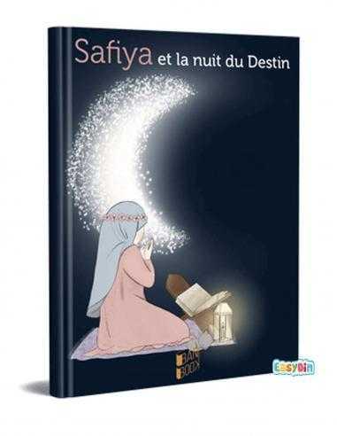 """Livre pour enfant """"safiya et la nuit du destin"""""""
