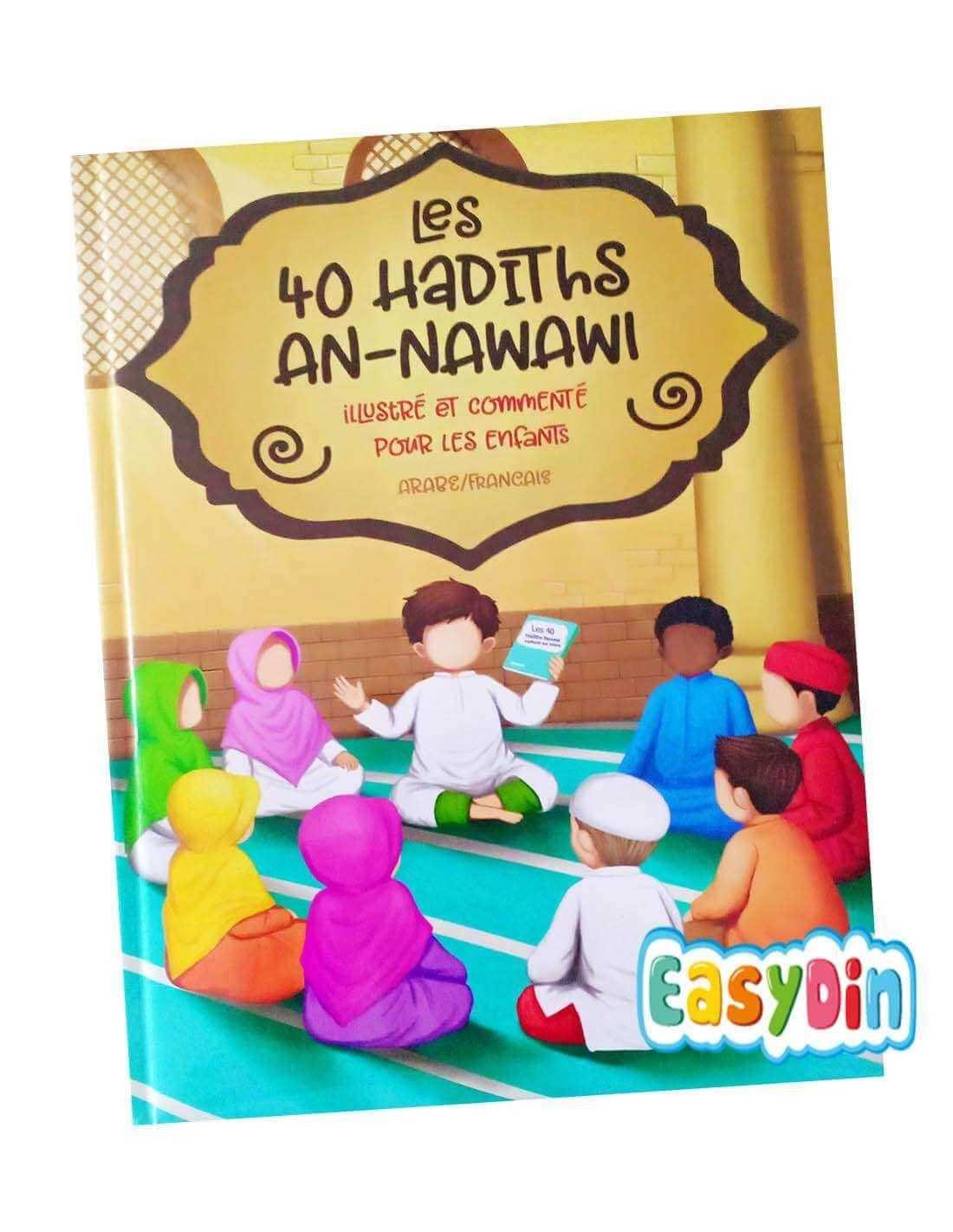 Les 40 Hadiths An Nawawi Livre Pour Enfants
