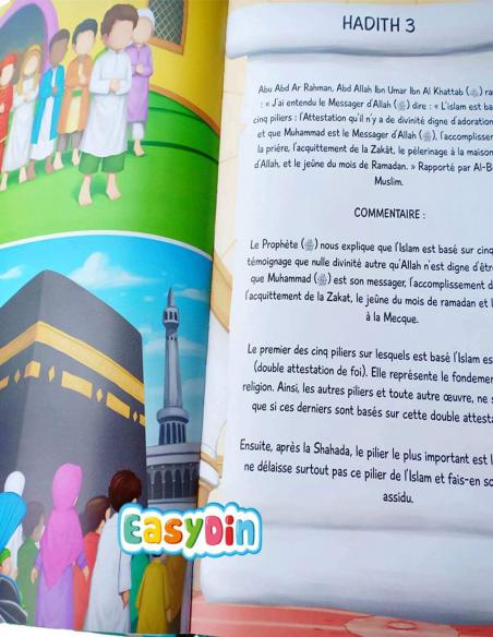 les 40 hadith an nawawi