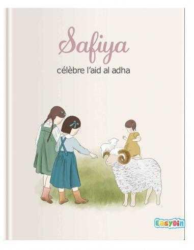 Livre safiya célèbre l'aid livre pour enfant