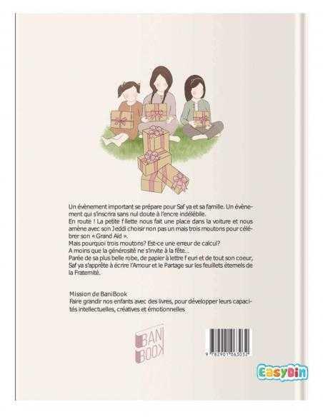 livre pour fille musulmane safiya