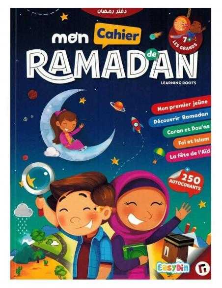 Cahier d'activité pour le ramadan