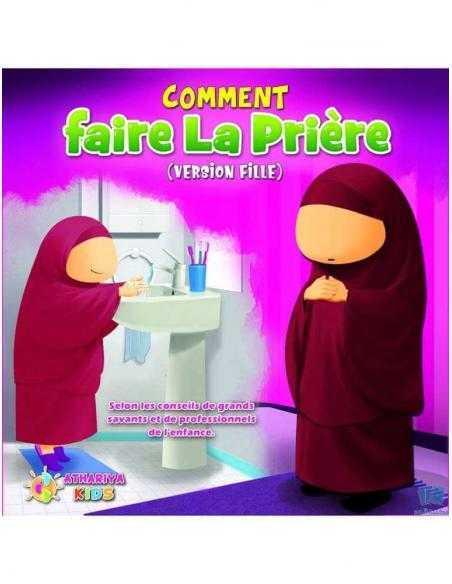 apprendre la priere pour les filles islam musulman sounnah