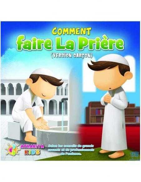 Comment faire la prière garçon athariya kids