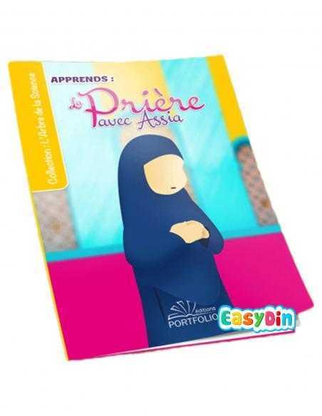 Apprendre la prière pour enfant avec ASSIA