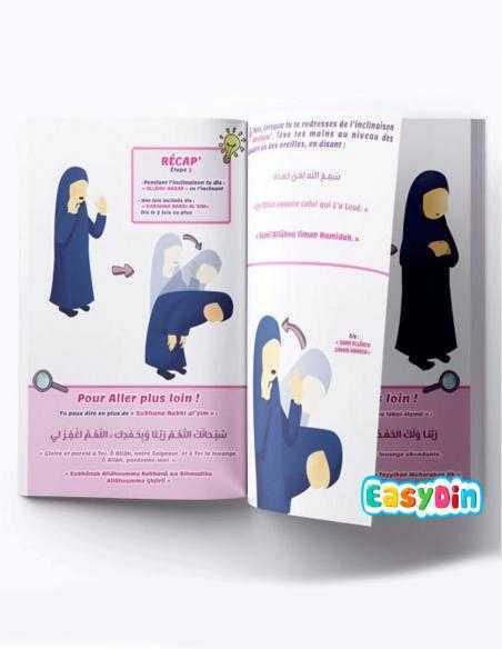 Livre pour apprendre la prière fille