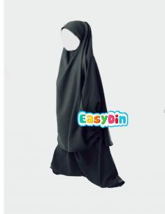 Jilbab enfant (cape + saroual)