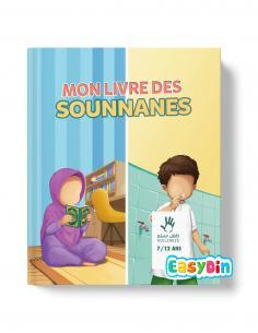 Mon livres des sounnanes muslim kid easydin 7-12 ans