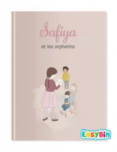 Livre safiya et les orphelins