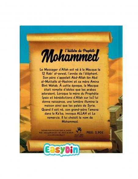 resume du livre mohamed muslim kid 3-6 ans