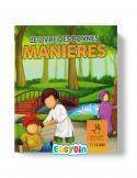 Le livre des bonnes manières 7-12 ans