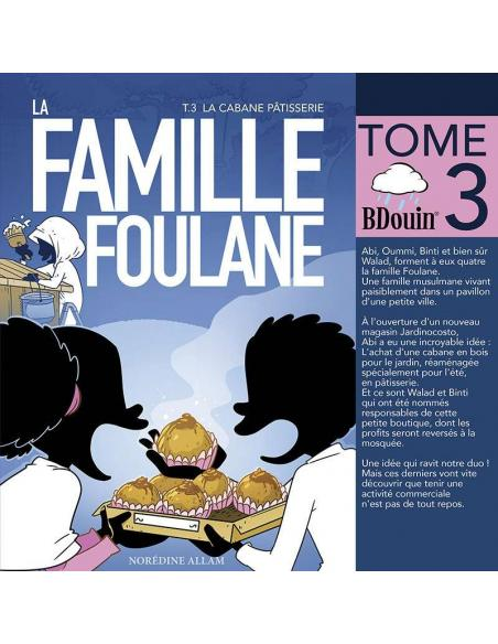 famille foulane 3 - La cabane pâtisserie