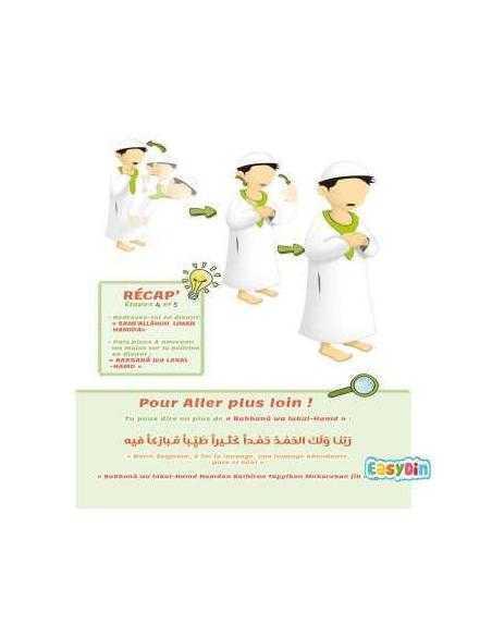 apprendre la priere enfant