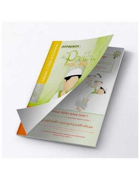L'apprentissage de la priere livre musulman enfant