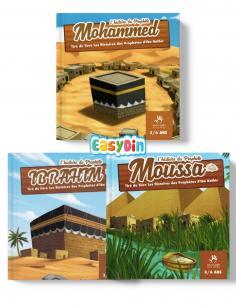 collection de livre sur islam pour enfant