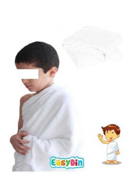 ihram enfant hajj omra à partir de 3 ans