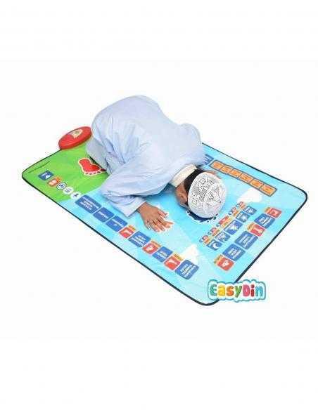 Tapis de prière interactif enfant