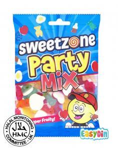 Sweetzone bonbons halal certifié HMC