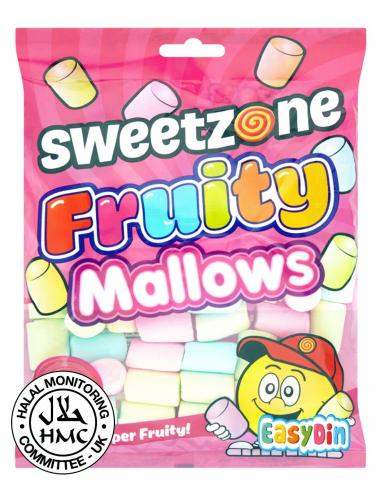 Bonbons halal mashmallow