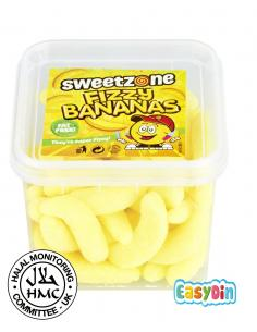 Banane bonbons halal certifiés
