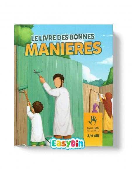 Le livres des bonnes manières muslimkid 3 à 6 ans