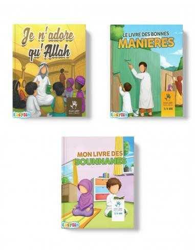 Pack mini étudiant en science muslim kid
