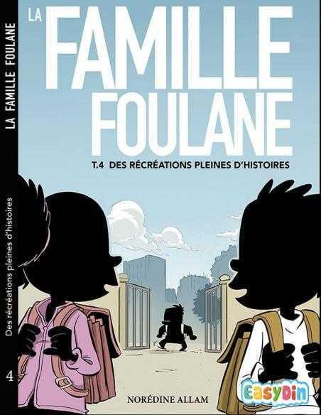 LA famille foulane roman enfant bdouin