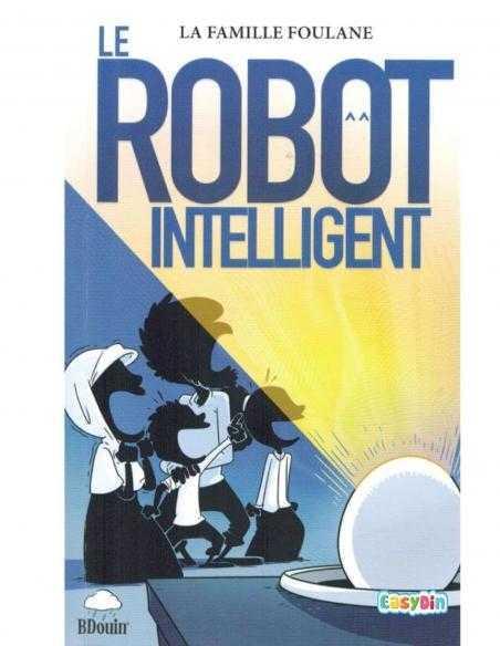 Le robot intelligent la famille foulane