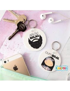 porte clef islamique
