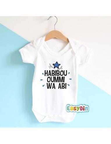 Body bébé Habibou oummi wa abi