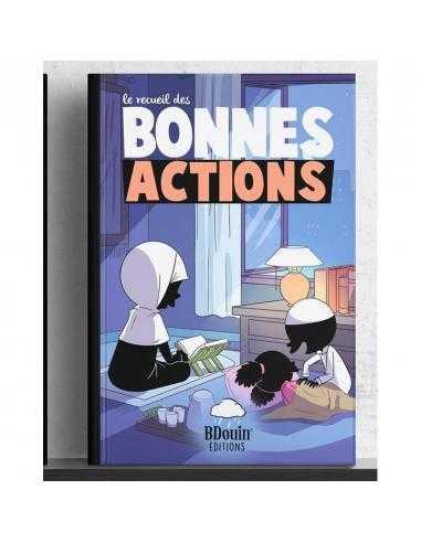 Le recueil des Bonnes Actions enfant musulman