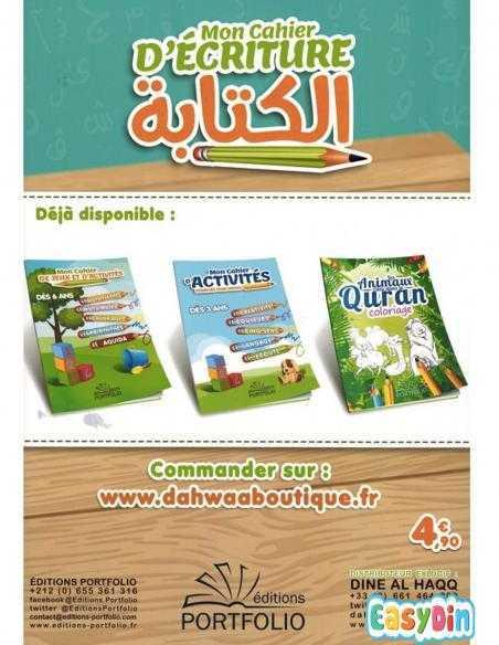 Livre pour apprendre l'arabe aux enfants