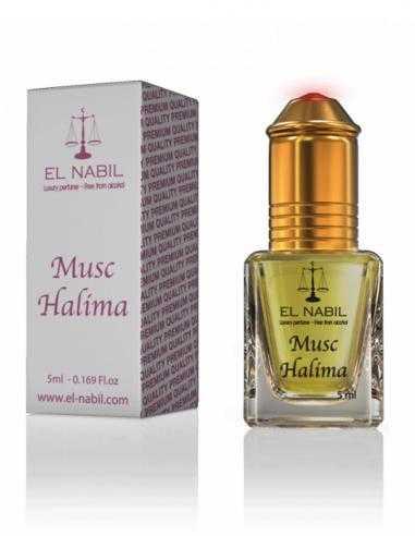 Parfum pour fille halima de chez el nabil