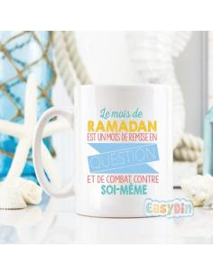 "Mug Ramadan ""Remise En Question"""