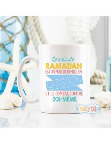 "Mug Ramadan ""Remise En Question"""