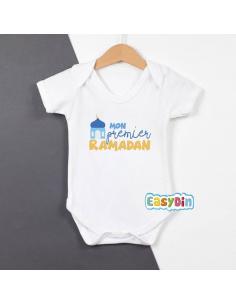 """Body bébé """"Premier Ramadan"""""""
