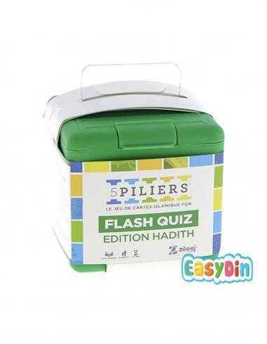 Flash quizz - Hadith - édition 5 Piliers