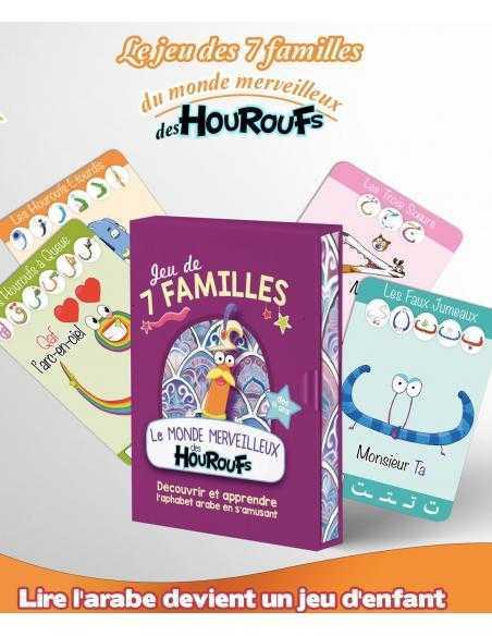 Le jeu des 7 familles des Houroufs