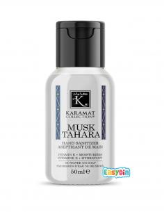 Gel Aseptisant Main au Musc Tahara - Karamat Collection