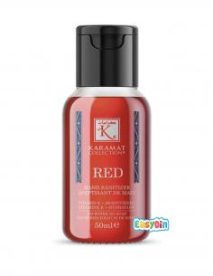 Gel Aseptisant Main Red - Karamat Collection