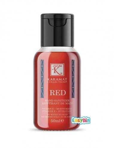Gel Aseptisant Main Red - Karamat Collection