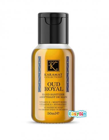 Gel Aseptisant Main Oud Royal - Karamat Collection
